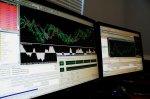monitory z wykresami forex