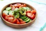 Warzywa na półmisku